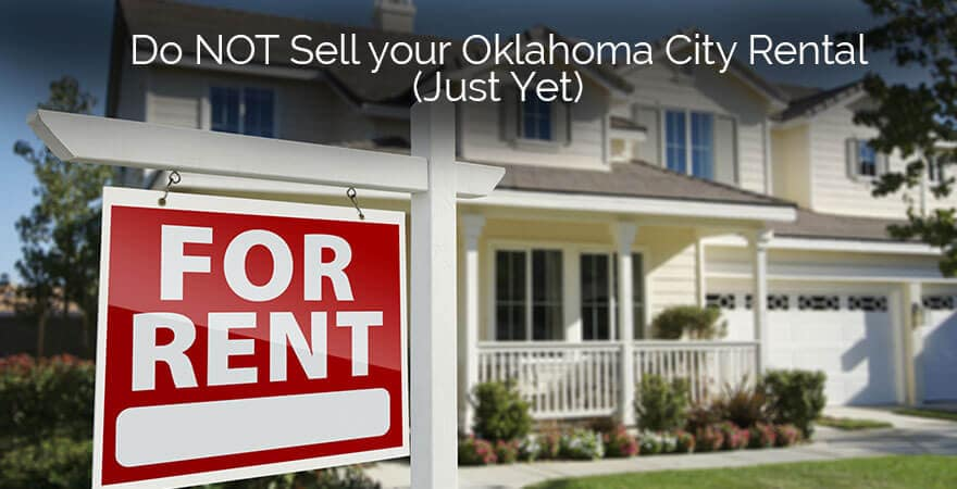 Nice Oklahoma City Rental Property