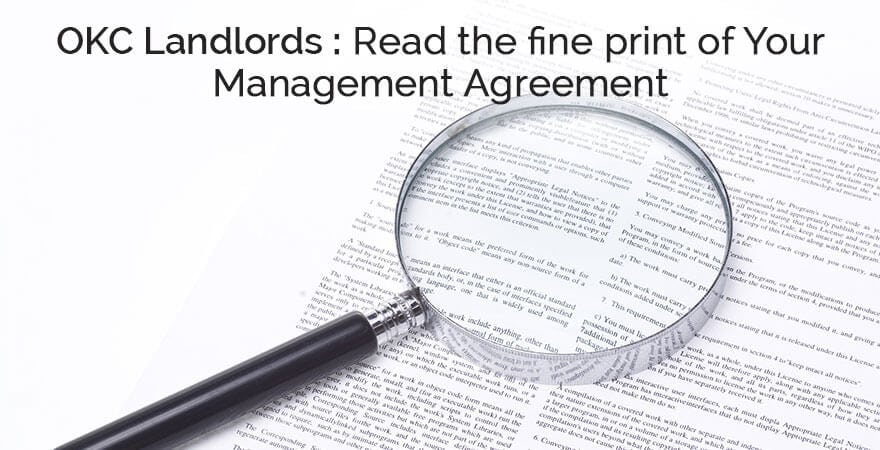 Management Agreements Archives  Yourokcpropertymanager