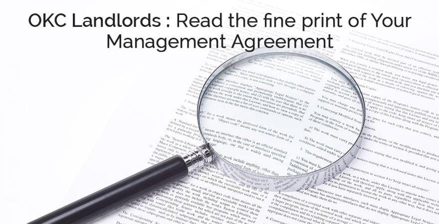 OKC Management Agreement